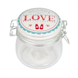 Retro Love Jar