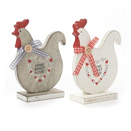 Home Sweet Home Hen Decoration (options available)