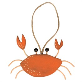 Crab Nautical Hanging Decoration