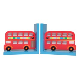 Bus Bookends