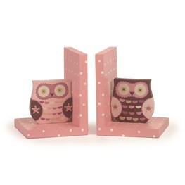 Wise Owl Bookends