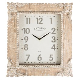 Rustic Vintage Antique Wall Clock