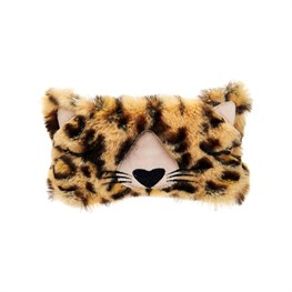 Leopard Love Eye Mask