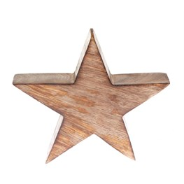 Lodge Standing Star Small