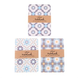 Mediterranean Mosaic Pocket Notebook
