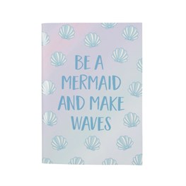 Mermaid Treasures Notebook