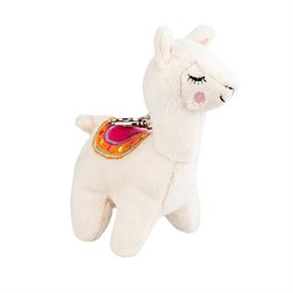 Little Llama Plush Bag Charm