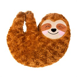 Happy Sloth Cuddle Time Decorative Cushion