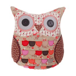 Florence Owl Cushion