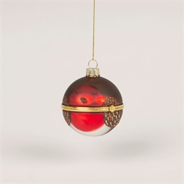 Robin Trinket Bauble