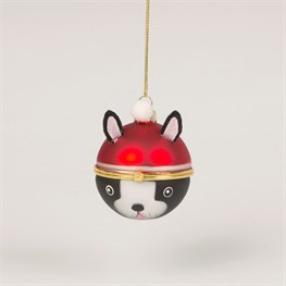 French Bulldog Trinket Bauble