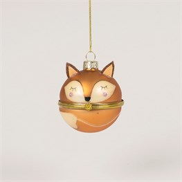 Fox Trinket Bauble
