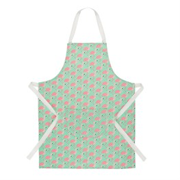 Tropical Flamingo Kid's Apron