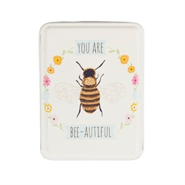 You Are Bee Autiful Tin