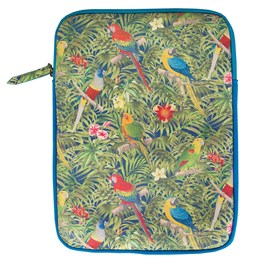 Parrot Paradise Tablet Case Large