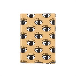 Limited Edition Eyes On You Passport & Card Holder