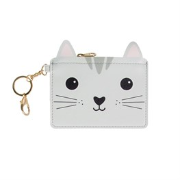 Nori Cat Kawaii Friends Keyring Coin Purse
