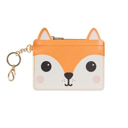 Hiro Fox Kawaii Friends Keyring Coin Purse