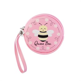 Queen Bee Small Coin Purse
