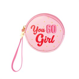 Girl Power Coin Purse