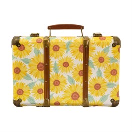 Sunflower Suitcase