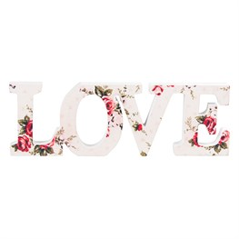 Floral Lady Antoinette Love Letter Medium