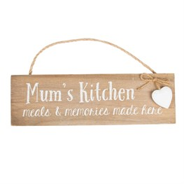 Ashley Farmhouse Mum's Kitchen Sign