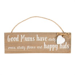 Ashley Farmhouse Good Mums Sign