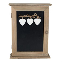 Ashley Farmhouse Chalkboard Keybox