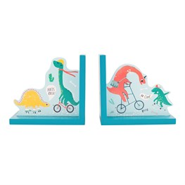 Dino Skate Park Bookends