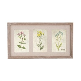Devonshire Farmhouse Triple Wall Frame
