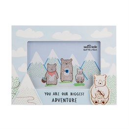 Bear Camp Photo Frame