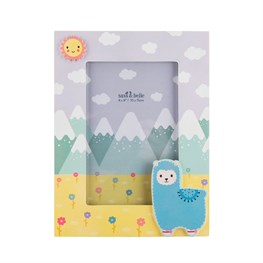 Little Llama Photo Frame