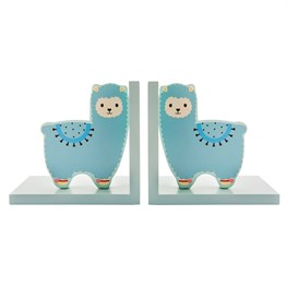 Little Llama Bookends