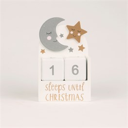 Sweet Dreams Christmas Countdown Block