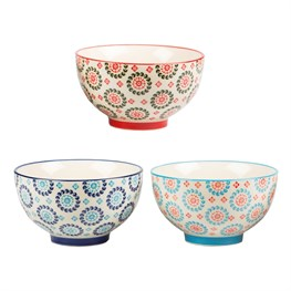 Mix Match Bohemian Bowl  (options available)