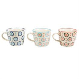 Mix & Match Bohemian Mug  (options available)