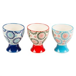 Mix & Match Bohemian Egg Cup  (options available)