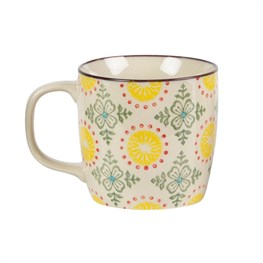 Yellow Zahara Mug