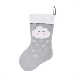 Sweet Dreams Snowdrop Cloud Christmas Stocking