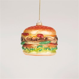 Big Fat Burger Bauble