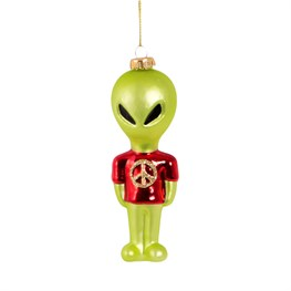 Alvin Alien Intergalactic Hanging Decoration