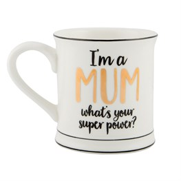Mum Superpower Mug