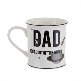 Dad You're Out of This World Mug