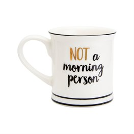 Not A Morning Person Espresso Cup
