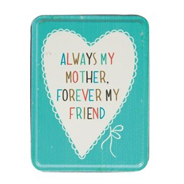 Always My Mother Lovely Sayings Storage Tin