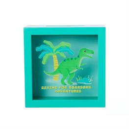 Roarsome Dinosaurs Adventure Money Box
