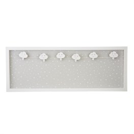Sweet Dreams Cloud Peg Display Board
