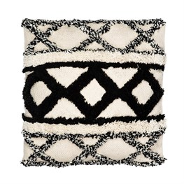 Scandi Boho Cotton Cushion Cover