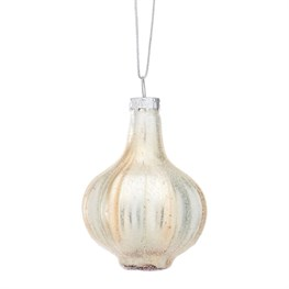 Christmas Garlic Shaped Bauble